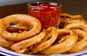 onion rings hot and cold appetizers